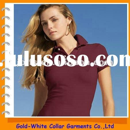 short sleeve new design lacoste polo shirts 100 cotton
