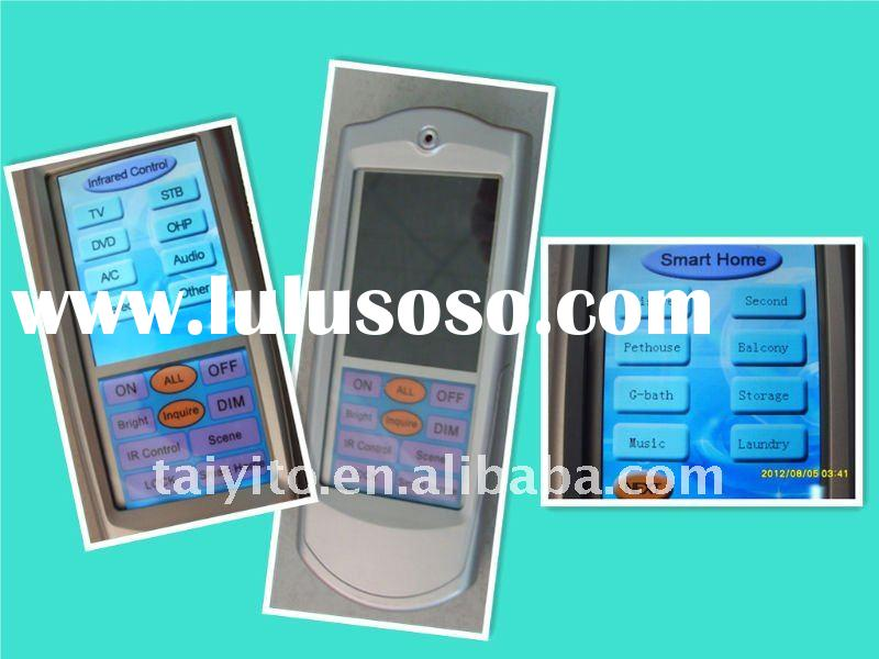 touch screen remote for home automation/ remote control for home appliances
