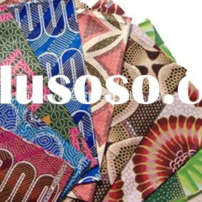wax fabric JAVA,SOSO,WOODIN