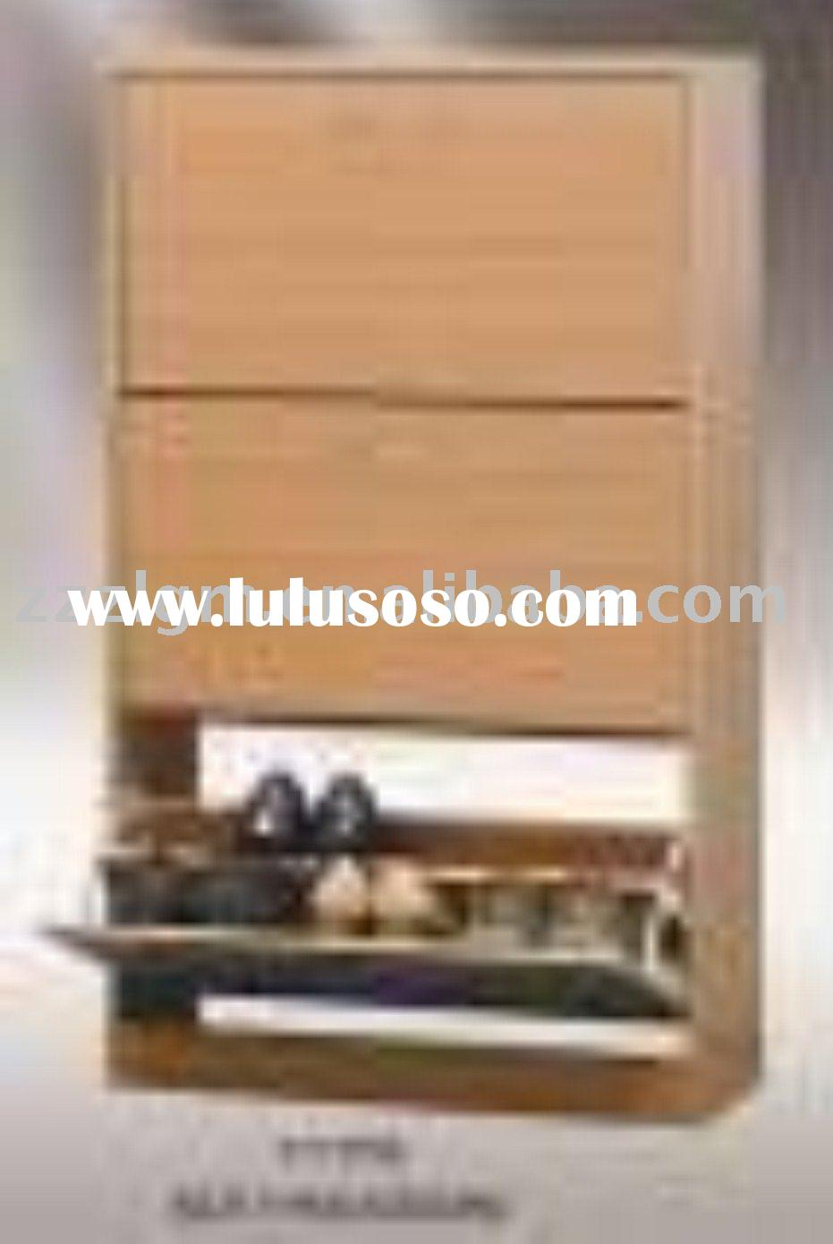 wooden shoe case(shoe shelf,shoe cabinet )SC003