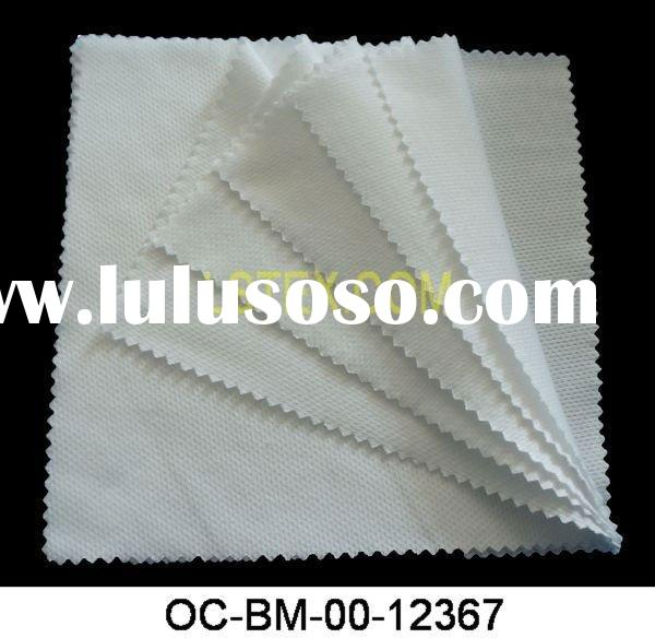 100% Organic cotton birdeye mesh fabric with high quality, soft ventilation,elasticity and suitable