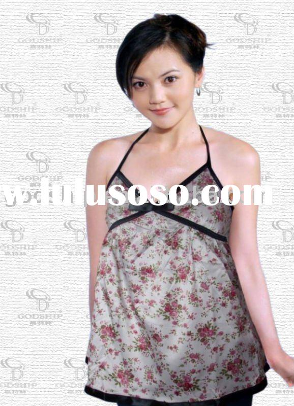 2011 Popular Fashion New Maternity Summer Dress Clothes For Pregnant Women M-0051