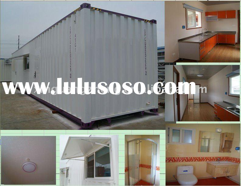20'ft or 40'ft shipping living container house