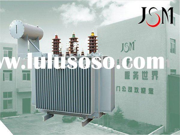 33kV S9 200KVA outdoor Pole Mounted Oil Immersed Power Distribution Transformer
