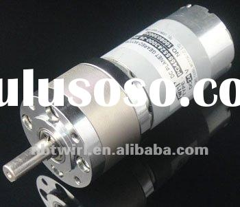 56mm gear motor PG45M555 with high torque, low speed