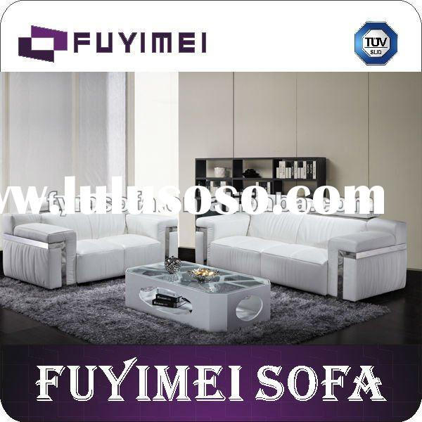 808 hot!!! Top Quality Leather sofa set FX14 For living room furniture