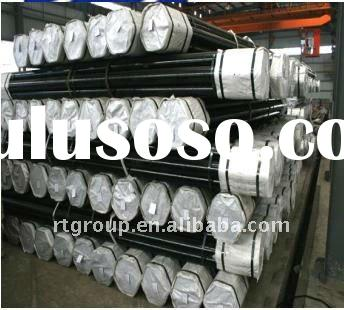 A106 seamless carbon steel pipe price per ton/SCH 40 seamless ms pipes tubes/erw or seamless carbon