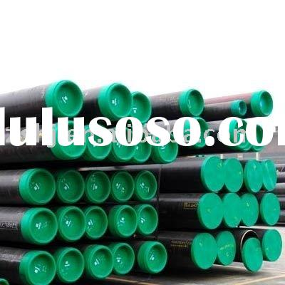 ASTM A 500 Gr.C seamless steel pipe