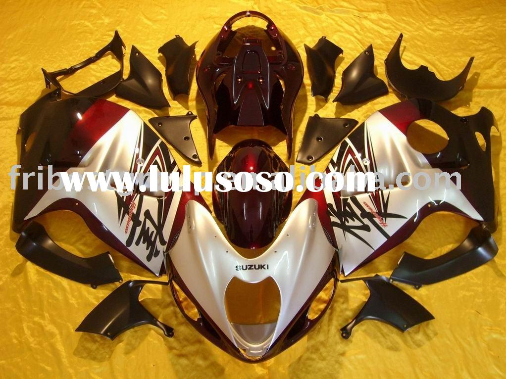 Aftermarket Complete Set Motorcycle Fairings fairing kit body work for GSXR 1300 HAYABUSA 99 00 01 0