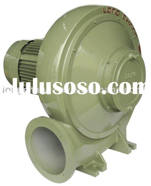 Air Blower - LX-20, 20HP, housing of machine is cast by Aluminum Alloy