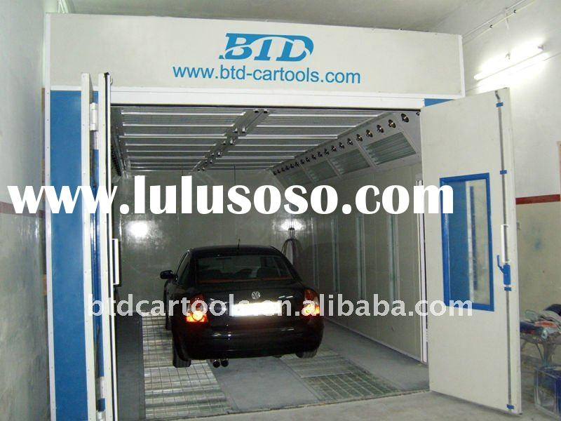 Automotive Paint Spray Booth(CE, spray booth factory, 2 years warranty time)