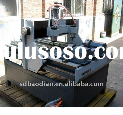 BD-1212 Rotary cnc router for woodworking