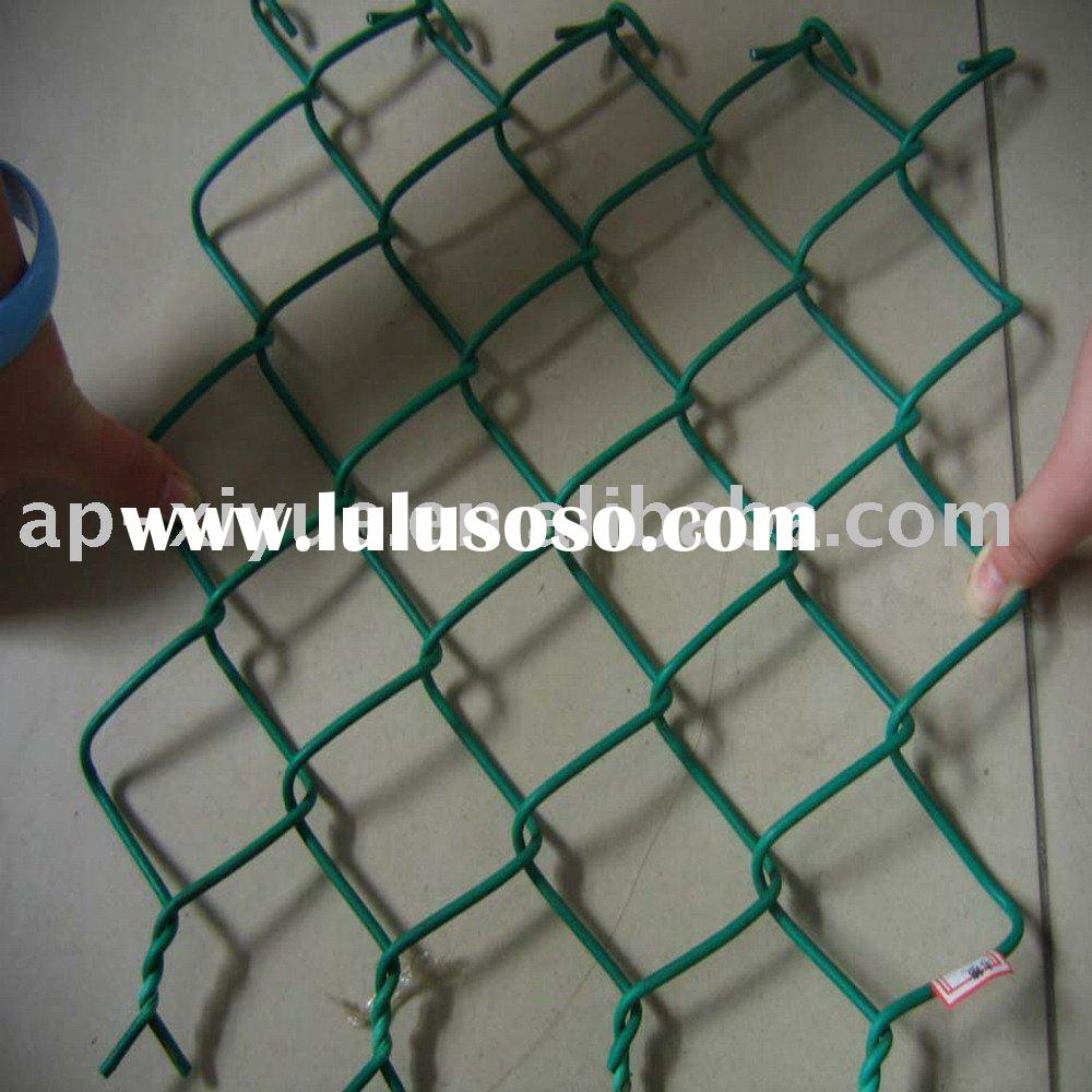 Chain Link Fence/fence/Chain Link Wire Mesh(6x6 5x5)