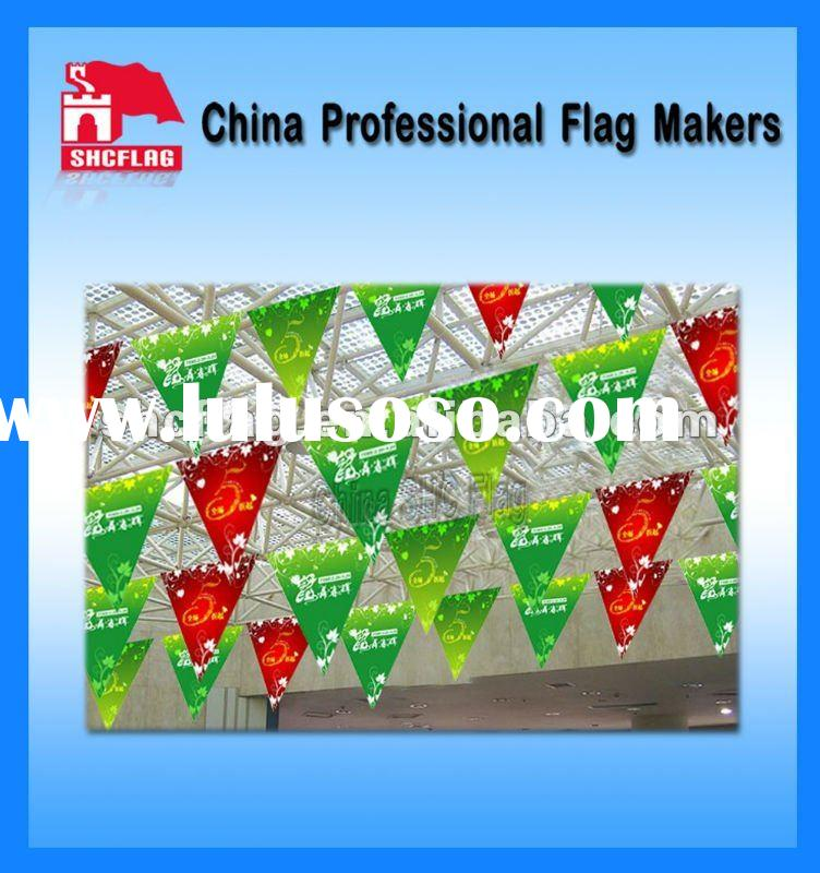 Custom Logo Decorative Banner flag