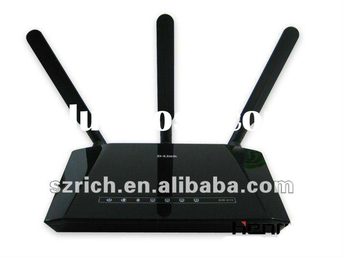 D-LINK DIR-619 300M Wireless Modem Router, WIFI