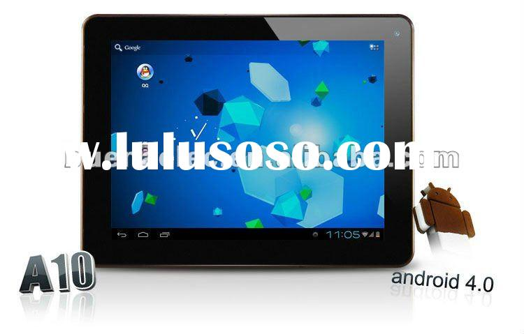 Dual OTG Allwinner A10 Gemei G9 Android 4.0 1GB/16GB IPS Capacitive screen tablet HDMI 1.5GHz 2.0/5.