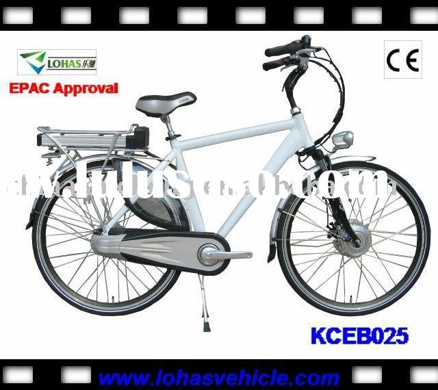 EN15194 electric bike with 700C wheel