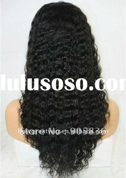 Good quality wavy full front lace wigs in stock fast delivery promotional full lace wigs