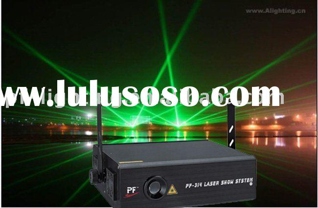 Green laser light 500mW/1W/2W,outdoor use