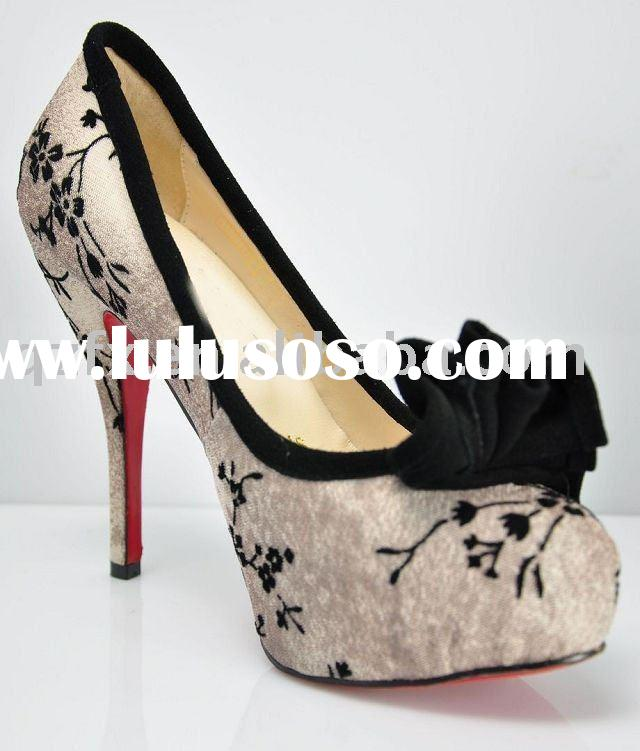 HOT designer ladies high heel shoes