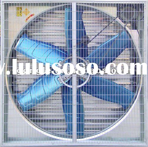 Industrial wall mounted exhaust fan with CE