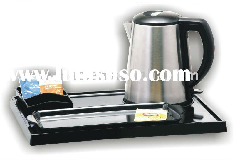 JK-7 Stainless Steel Electric Kettle Set