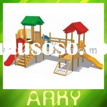 Kids Outdoor Wooden Play Set