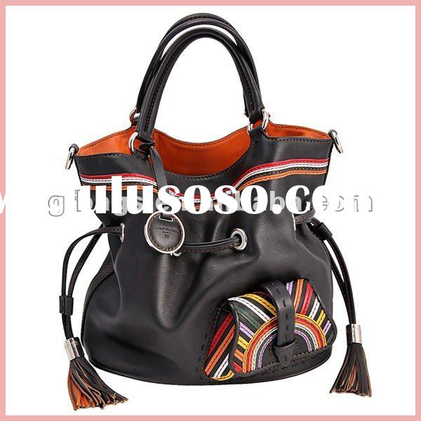 Ladies Fashion Leather Bag for Women 2012