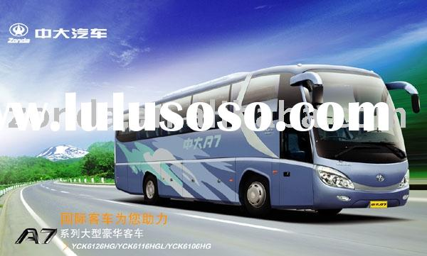 Large size 10m bus, tourist coach, company bus, school bus, service bus, regular bus, coaster bus
