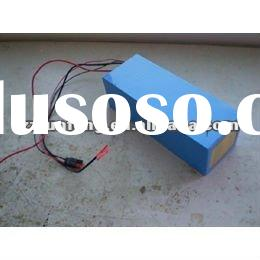 Lipo Battery Pack for Electric Scooter Factory Price