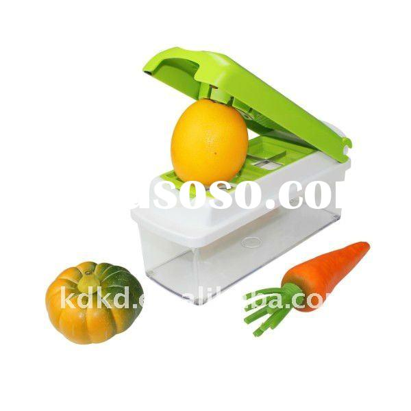 Multiple QVC TV manual Multi Function Nicer Dicer