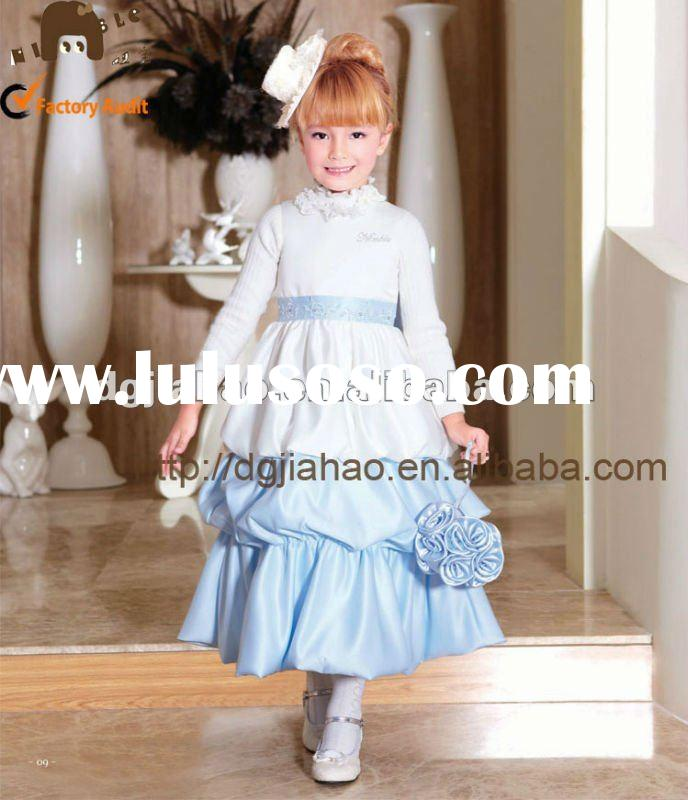 Fashion Design Dresses For Kids New design fashion bead kids