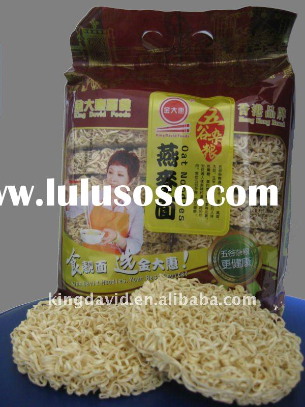 Non-fried Dry Baked Instant Cooking Oat Noodles