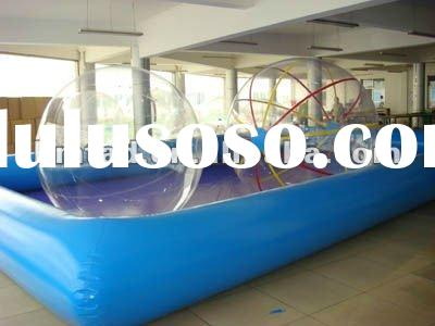PVC 2012 inflatable swimming pool for Kids&adults