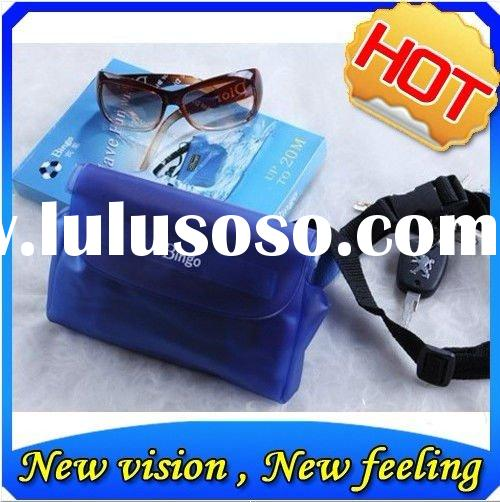 PVC waterproof pouch bag for cell phone in diving swimming beach