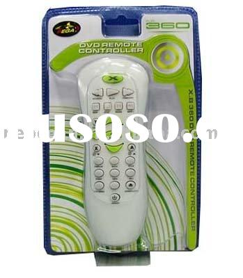 Paypal accepted,DVD Remote Controller for XBOX 360