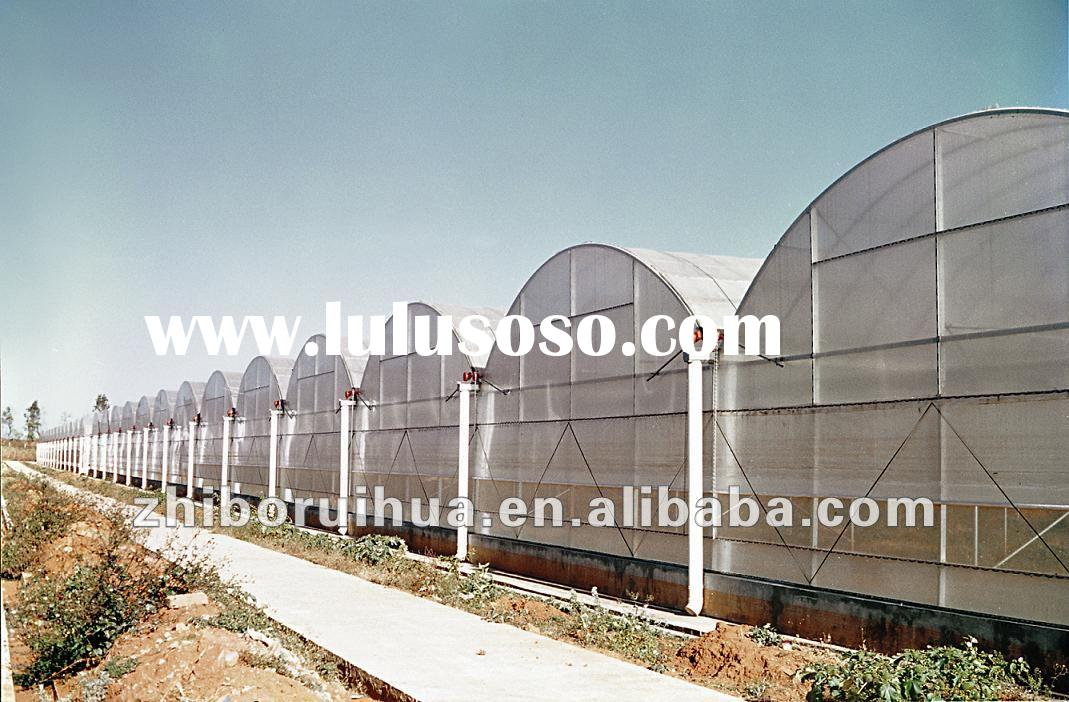 Plastic Film Greenhouse Single Layer Plastic, Double Layer Inflated Plastic