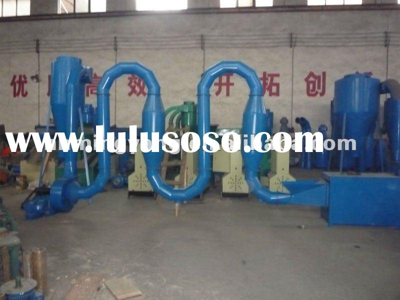 Reliable quality wood powder dryer for pellet production