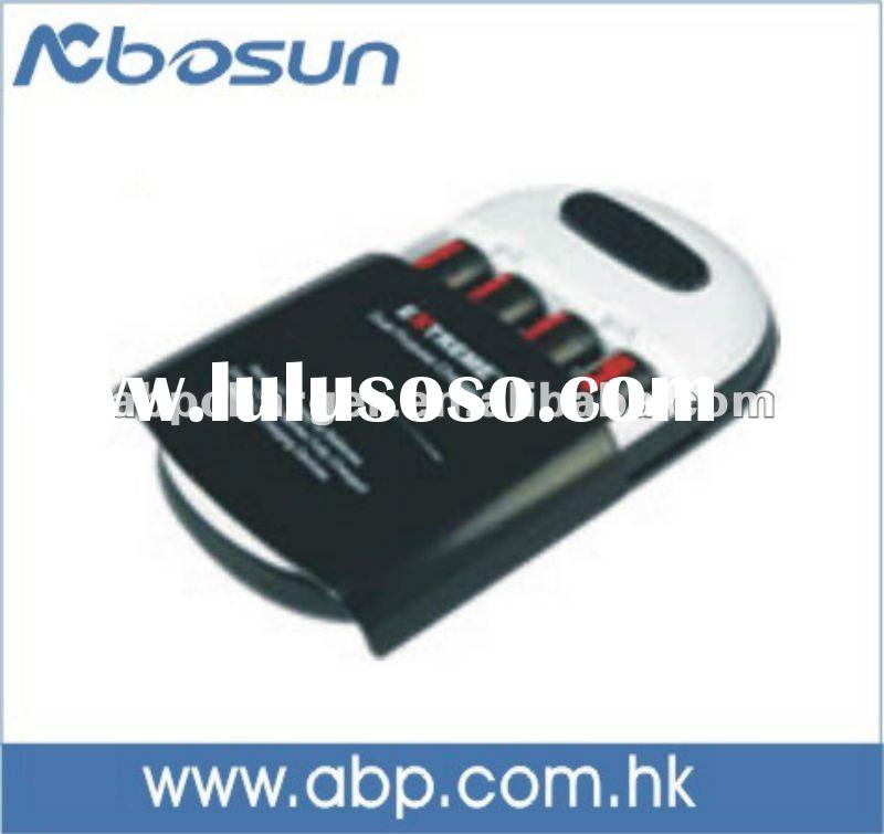 SCH500F R06/AA NI-MH super quick LCD battery charger
