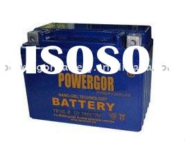 Sealed Lead Acid Motorcycle battery YTX18-BS