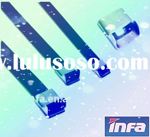 Security Seal Marker Ties/Stainless Steel Cable Tie
