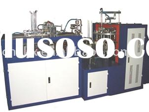 Single Side PE Paper Cup Making Machine(The Sealing System is Heater)