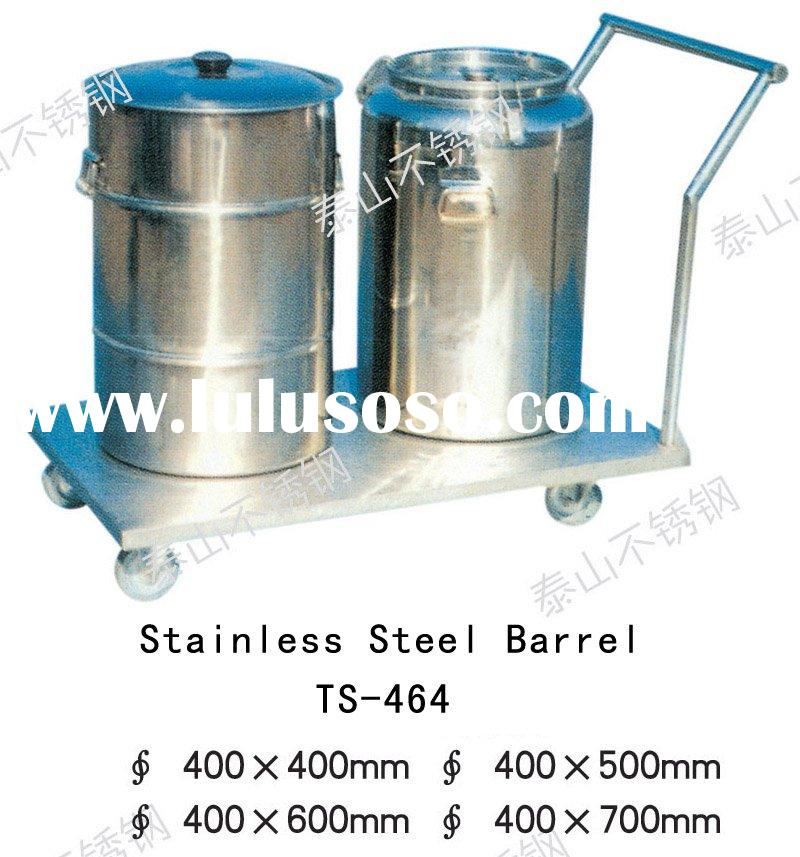 Stainless Steel Drum