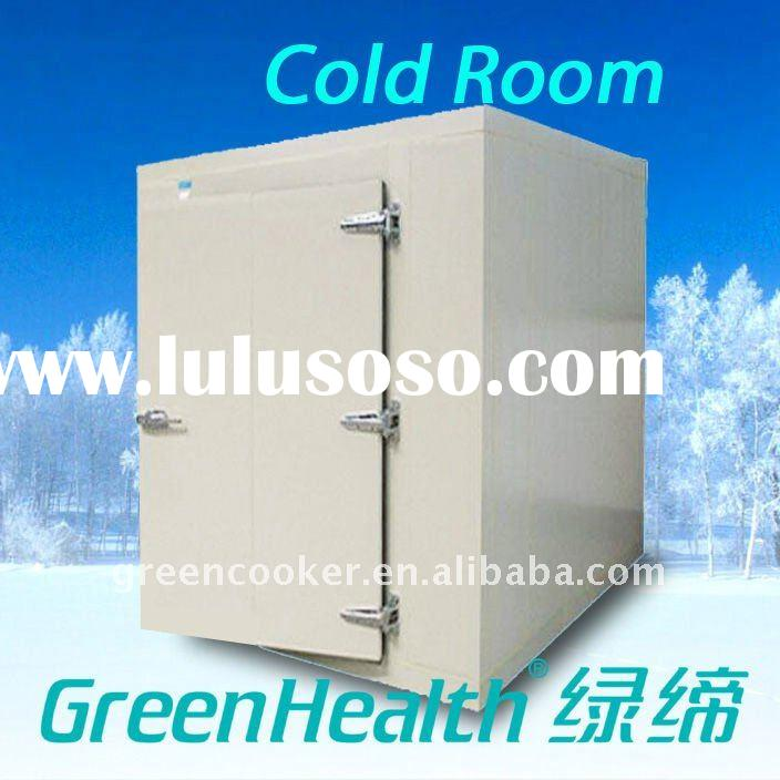 Supermarket Cool Room,Frozen Cold Storage room ,20CBM Volume