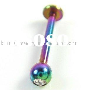 The fashion lip rings and studs body piercing jewelry GS-P-181