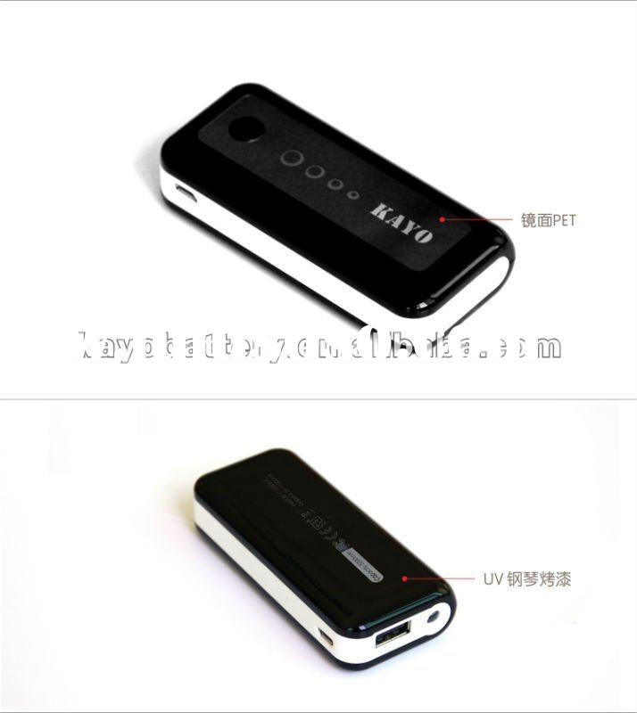 Universal External Battery with LED light for iPhone and smart phones,Portable Battery