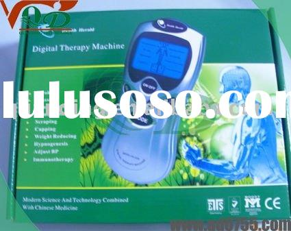 Upgrades!New packing English version Blue screen digital therapy machine