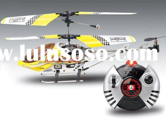 V-MAX Metal Frame 3ch Micro RC Mini Helicopter + Blade