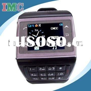 Watch mobile phone Quad Band and 1.33 inch touch screen (IMC-ET-1)