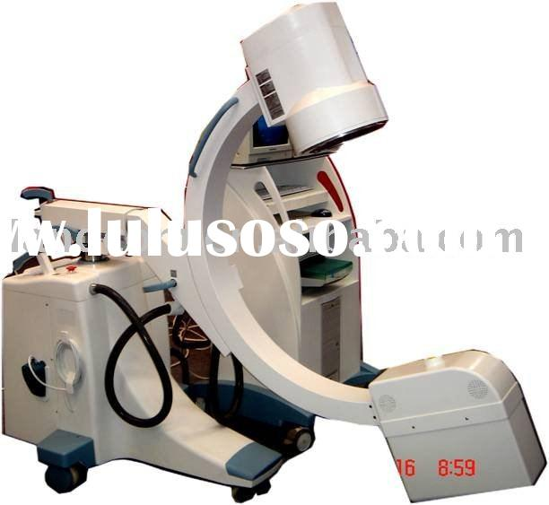 (Manufacturer): Medical equipment / Mobile C-arm high frequency X-ray machine/unit with 1.0 Mega pix